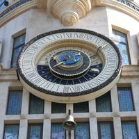 Батуми. Астрономические часы.