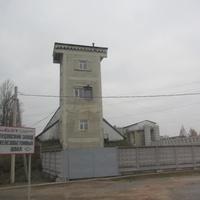 Завод железобетонных шпал в Чудово