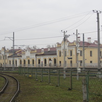 ж/д вокзал в Чудово