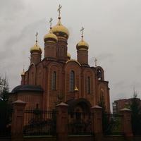 Храм Святой Троицы Осинники