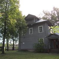 Сябреницы, дом -музей Г. И. Успенского