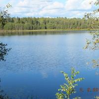 Обретино озеро Лесного р-на Тверской