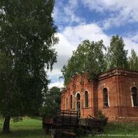 Церковь Тихвинской иконы Божией Матери в Колычево