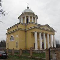 Храм Успения Пресвятой Богородицы в пос. Бор