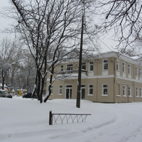 Здание дворцовой кухни
