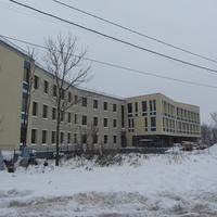 Красное Село, ул. Щуппа, строительство взрослой поликлиники