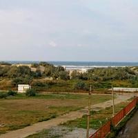 Вид на море в 07:40. 14.09.2007г.