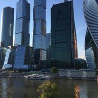 Москва-Сити - Пресненская набережная