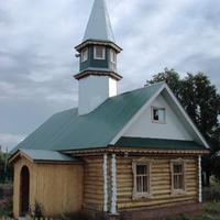 деревня Мордва, мечеть.