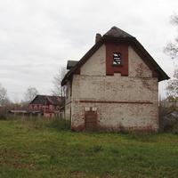 Территория усадьбы Горемыкина