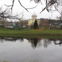 Бор, река Мста