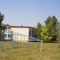 Жилино. Школьный двор