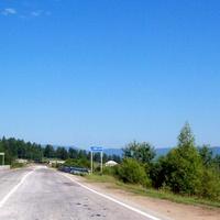 Тункинская долина. Дер. Тибельти
