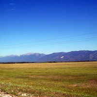 Тункинская долина.