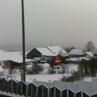 И наступила зима.