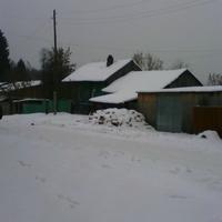 Зима в посёлке.