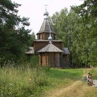 с. Владимирское - о. Светлояр - Храм
