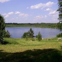с. Владимирское - Легендарное озеро Светлояр