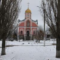 Северный. Церковь Рождества Иоанна Предтечи.
