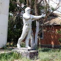 Памятник пионерам освоения космоса