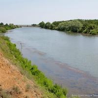 Река Кара-Сал у Шебалина