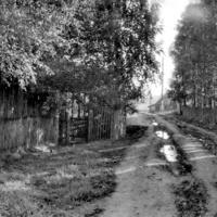 1984г. Октябрьская улица.