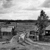 Колхозный мост.1984г.