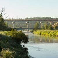 Старый и новый мост