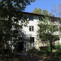 Бывший жилой дом воинской части