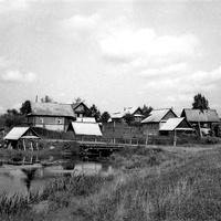 1989г. Вид на Колхозный мост.