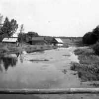 1989г. С Колхозного моста.