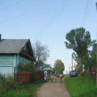 2016г. На ул.Октябрьскую.