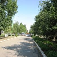 Мокроусский проспект- улица Победы.