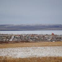 Панорама поселка.