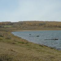 осень на оз.Николаевское