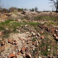 Развалины старой школы