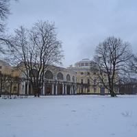 Павловский парк. Декабрь-2016.