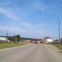 Деревня Баклаши