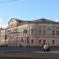 Бывшая городская усадьба Боковых, улица Солянка