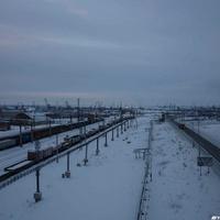 ЖД станция Дудинка-Сортировочная
