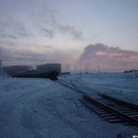 ЖД станция Октябрьская