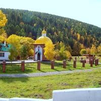 """Деревня Олха. Источник минеральной воды """"Иркутская"""""""