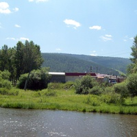 Деревня Олха