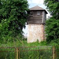 Водонатискна вежа