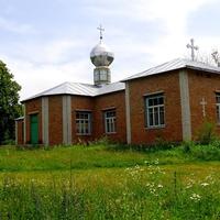 Іоанно-Богословська церква, с. Велика Яблунівка