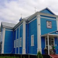 Церква Вознесіння Господнього 1882 року