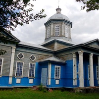 Покровська церква середина XIX ст