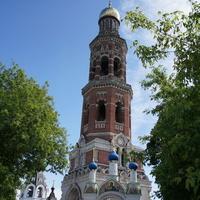 Иоанно-Богословский монастырь, колокольня