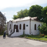 Свято-Иоанно-Богословский мужской монастыр, административный корпус