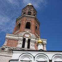 Свято-Иоанно-Богословский мужской монастыр, колокольня